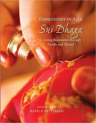 Embroidery in Asia Sui Dhaga