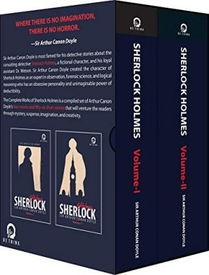 The Complete Sherlock Holmes (Set of 2 Books) – Collection of 4 Novels and 56 Short Stories